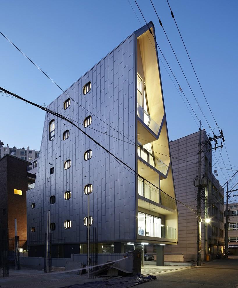 Частный дом смешанного типа в Сеуле