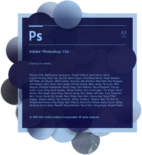 Обзор Photoshop Creative Cloud