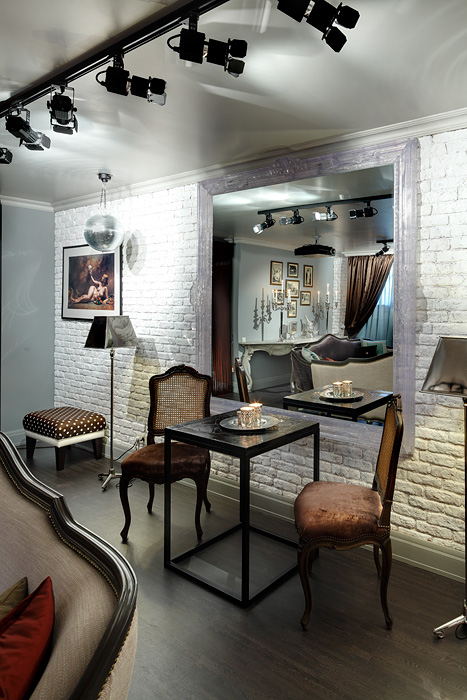Таганский шик \Офис в Москве, площадь 150 м²\