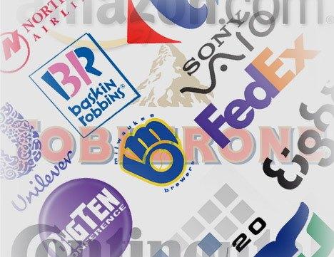 Логотипы со скрытым смыслом. Бренды играют в прятки